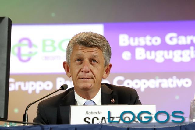 Busto Garolfo - Roberto Scazzosi, presidente BCC