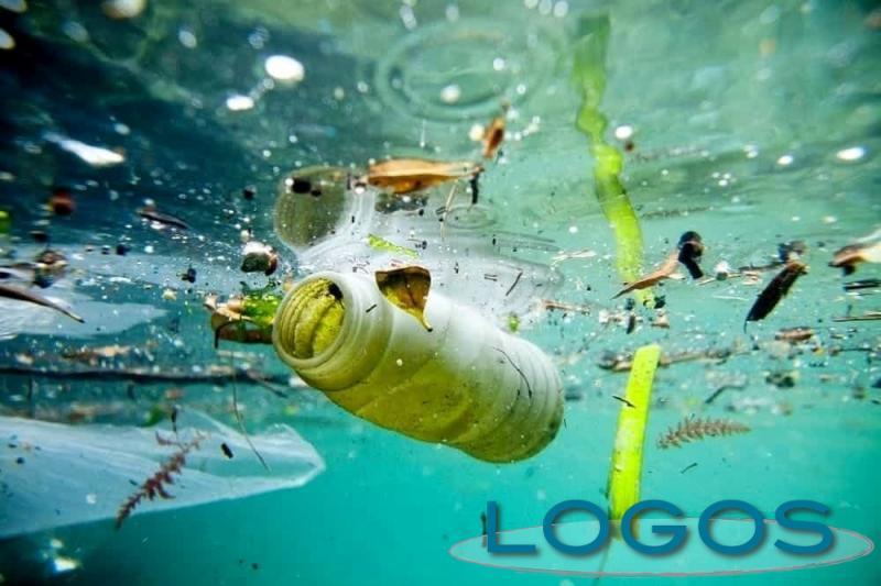 Generica - Plastica in mare (da internet)