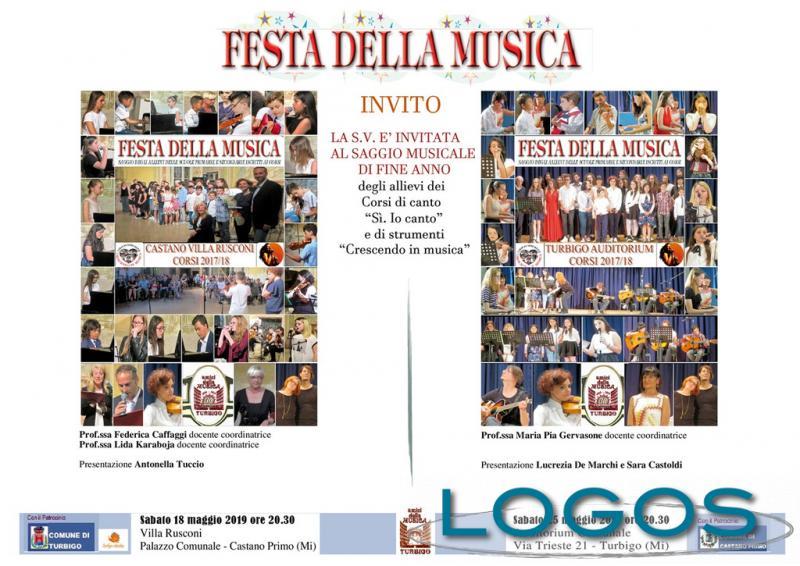 Eventi - Saggio 'Amici della Musica'