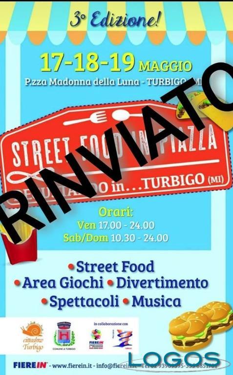 Turbigo - 'Street Food' rinviata