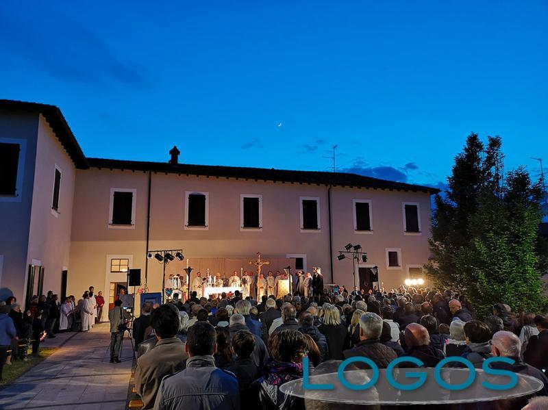 Castelletto - Cerimonia per il XV^ della Casa Decanale