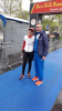 Sport - La corbettesa Mirela Hilaj alla 'Nove Colli Running'