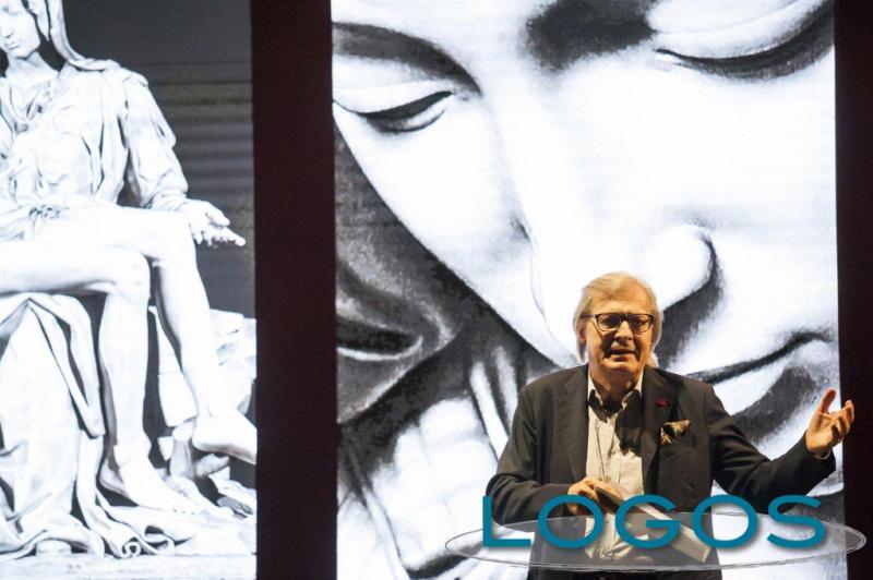 Verona - Vittorio Sgarbi presenta il Festival della Bellezza 2019