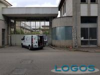 Legnano - Sigilli all'ex Crespi