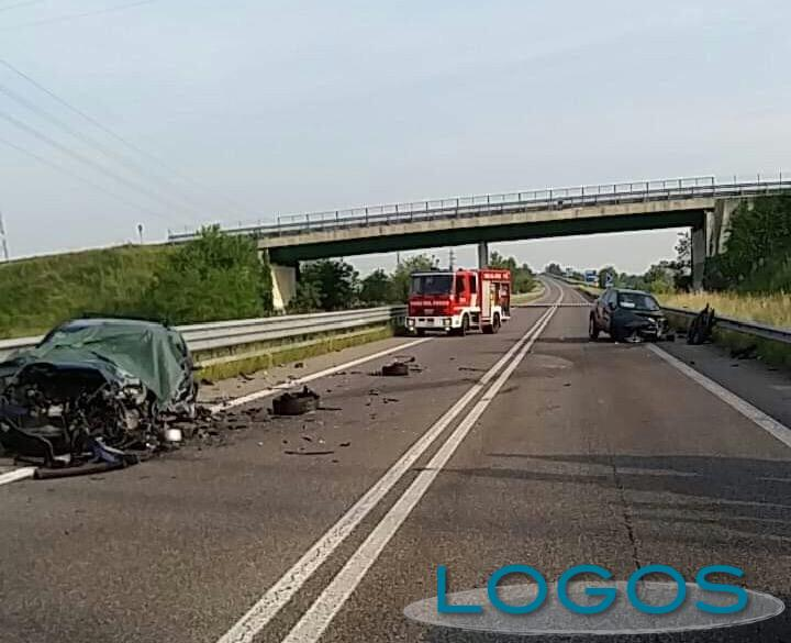 Cronaca - Incidente mortale in superstrada
