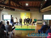 Milano - Coldiretti presenta il 'Pane Milano'