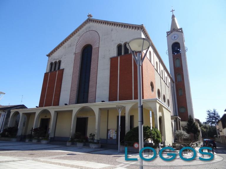 Buscate - La chiesa Parrocchiale