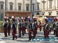 Milano - 205° fondazione dell'Arma dei Carabinieri