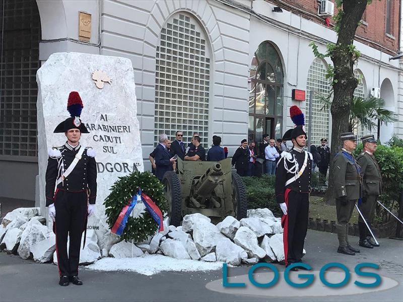 Milano - 205° fondazione Arma dei Carabinieri