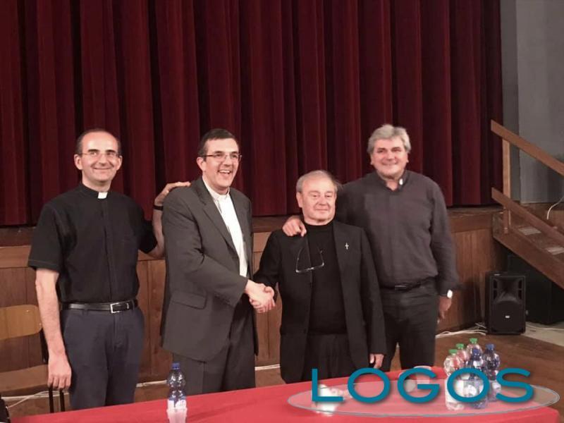 Inveruno - Si presenta il nuovo parroco don Marco