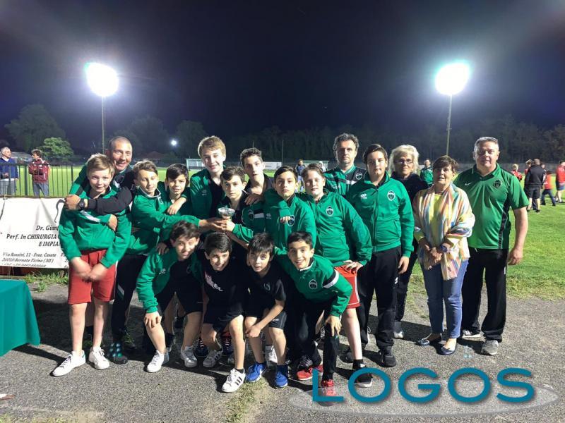 Castano Primo - Giovani calciatori al Memorial Annibale Sacchi