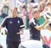 Sport - Cristian Stellini con Antonio Conte ai tempi della Juventus (Foto internet)
