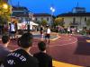 Turbigo - Il torneo di basket in piazza Madonna della Luna