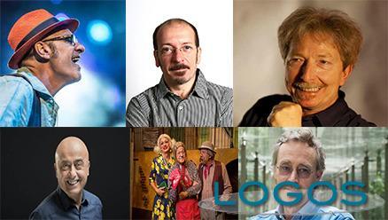 Eventi - Alcuni degli ospiti del 'Festival del Laghi Lombardi'