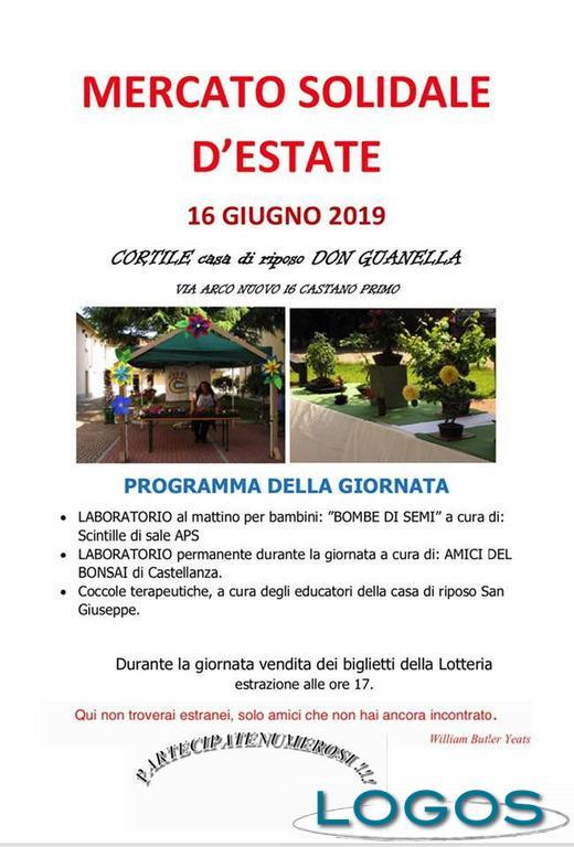 Eventi - 'Mercato solidale d'estate' alla 'Don Guanella'