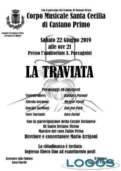 Eventi - La Traviata al Paccagnini