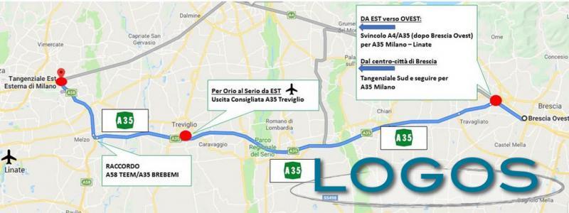 Attualità - A4 chiusa verso Brescia domenica 16 giugno 2019
