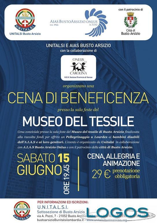 Busto Arsizio - Cena di Beneficenza 2019