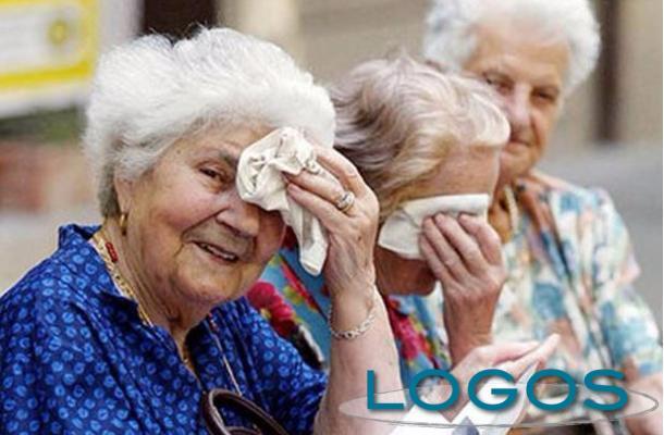 Attualità - Caldo: SOS anziani (Foto internet)