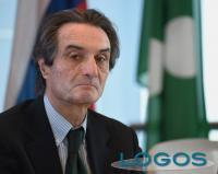 Milano - Il presidente della Lombardia, Attilio Fontana (Foto internet)