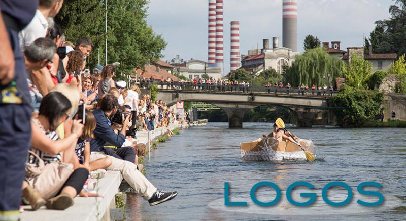 Turbigo - 'Carton Boat Race' (Foto d'archivio Eliuz Photography)