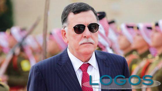 Attualità - Il presidente libico Serraj (Foto internet)