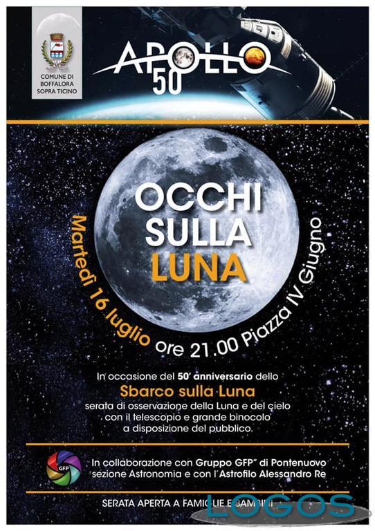 Boffalora sopra Ticino - 'Occhi sulla Luna'