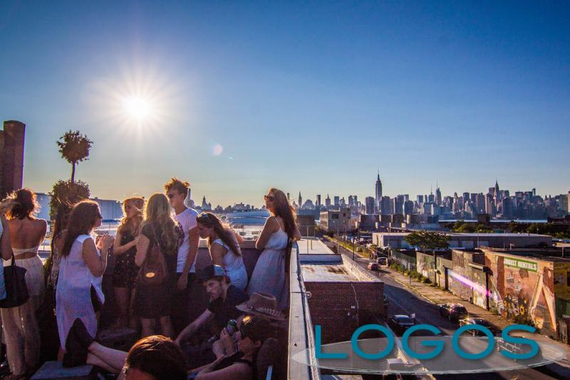 Solo cose belle - Rooftop party (Foto internet)