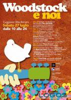 Cuggiono / Eventi - 'Woodstock e noi': la locandina