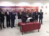 Malpensa - La firma del 'Memorandum d'Intesa'