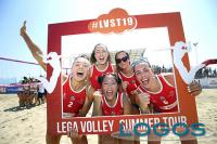 Sport - UYBA terza nel beach volley