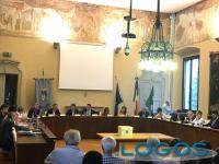 Castano - Un seduta del consiglio comunale