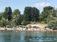 Territorio - Una spiaggia sul Ticino