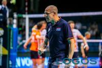 Sport - Il tecnico Roberto Piazza