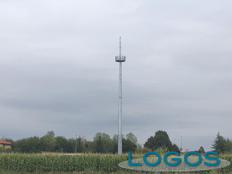 Castano Primo - Antenna per il 5G