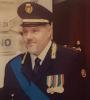 Turbigo - Andrea Tanzini in una foto in divisa