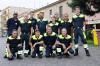 Castano Primo - Rodolfo Marmo con alcuni volontari della Protezione civile