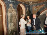 Milano - Cupola di Sant'Ambrogio restaurata