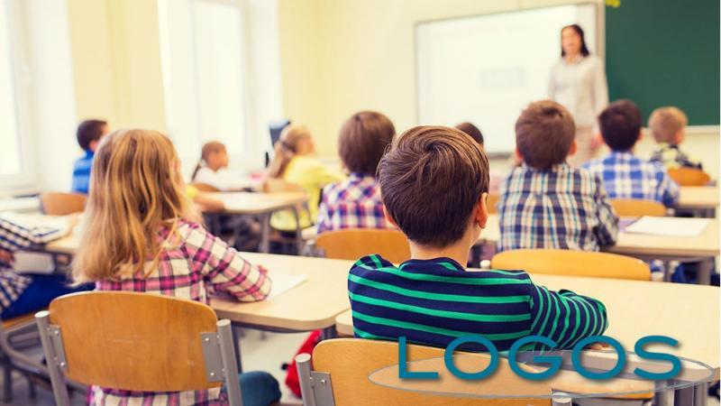 Generica - Lezione in una scuola italiana