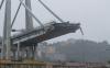 Genova - Il Ponte Morandi crollato (da internet)