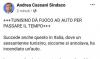 Politica - Il post del Sindaco di Gallarate Andrea Cassani