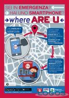 Salute - App where are U