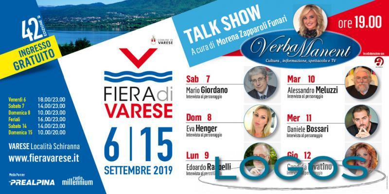 Varese - Il programma della 42^ Fiera di Varese