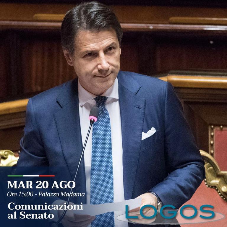 Politica - Giuseppe Conte si prepara alle Comunicazioni
