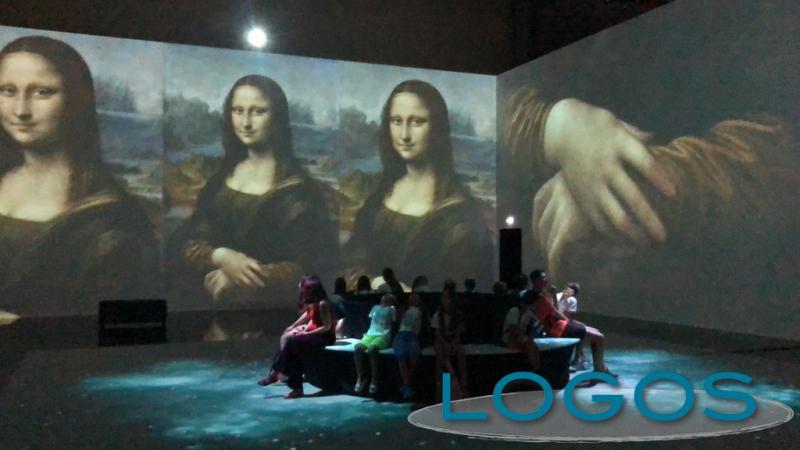 Milano - Leonardo in 3D