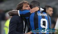 Sport - Conte e Lukaku (Foto internet)