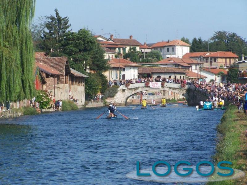 Eventi - Regata storica a Bernate Ticino