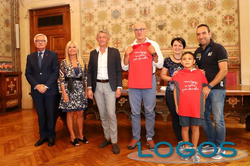 Legnano - Presentazione 'Legnano Night Run' 2019