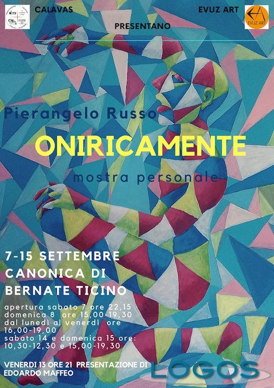 Bernate Ticino - La mostra personale 'Oniricamente'