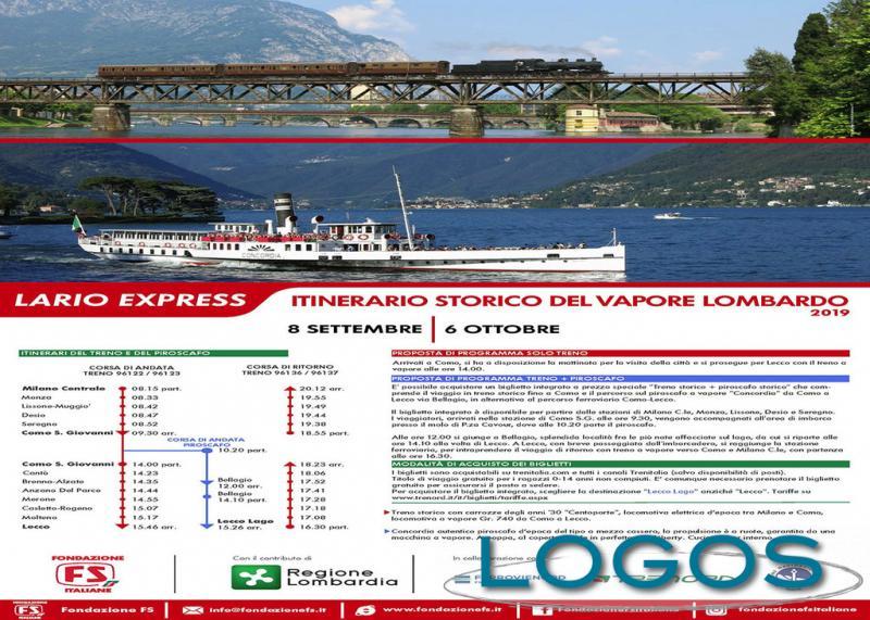Territorio - 'Lario Express'